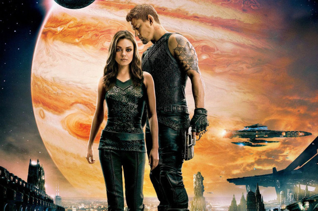 About Jupiter Ascending